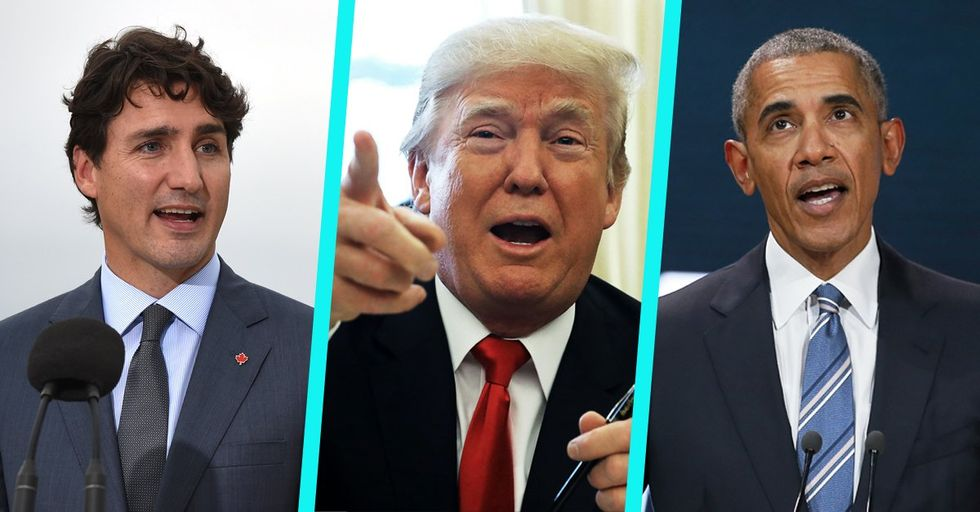 America Has Chosen Its 'Most Admired Man,' and It's Definitely Going to Make Some People Angry