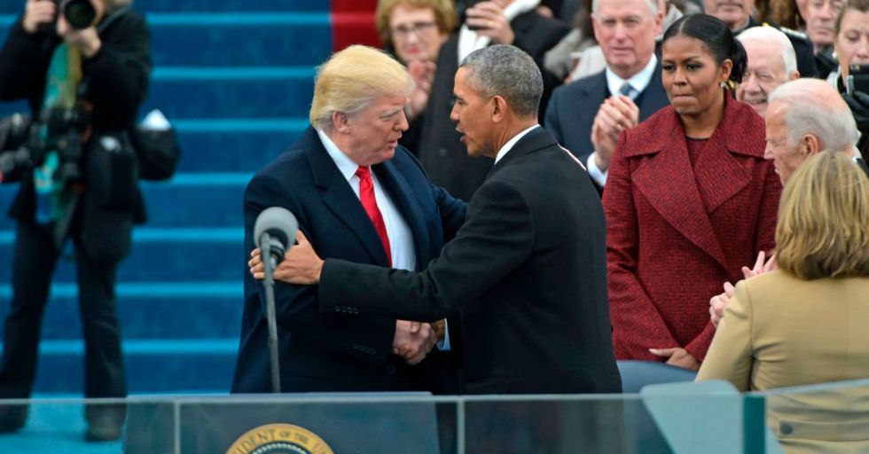 Obama Finally Breaks His Silence on How He Really Felt During Trump's Inauguration