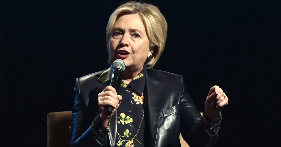 People Are Appalled by Vanity Fair's Petty List of New Year's Resolutions for Hillary Clinton