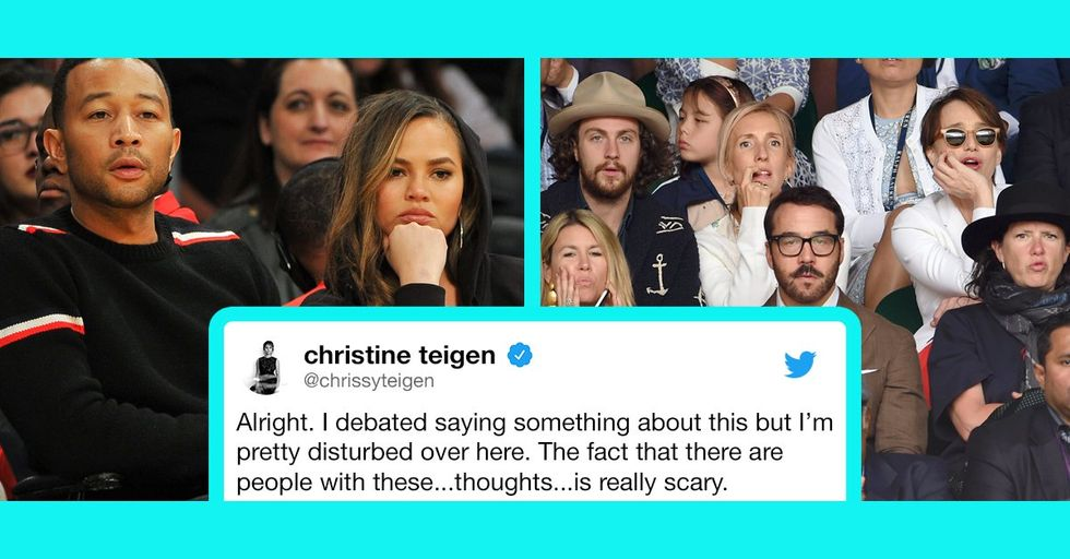 Chrissy Teigen and John Legend Have Just Become the Victims of a Terrifying New Pedophile Conspiracy Theory — and Now They're Fighting Back