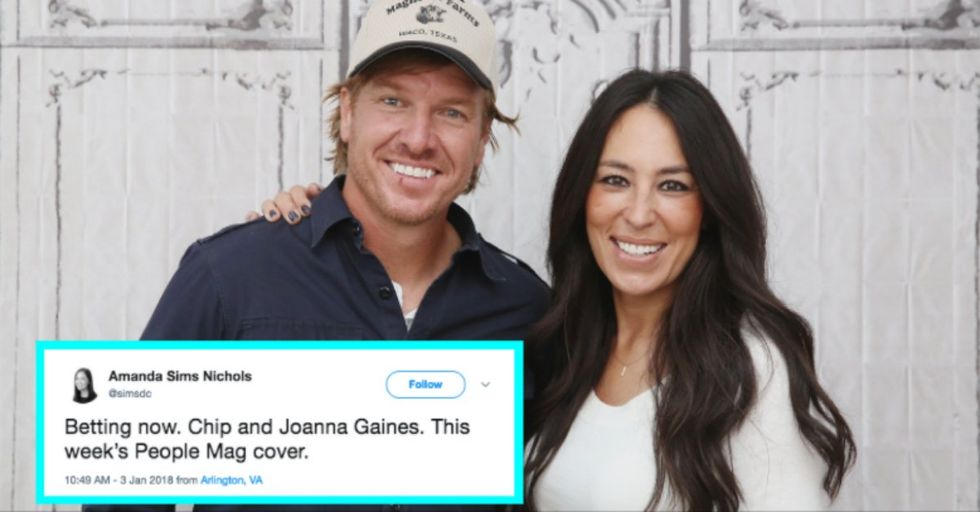 HGTV's Chip and Joanna Gaines Just Made a Huge Announcement About Their Family
