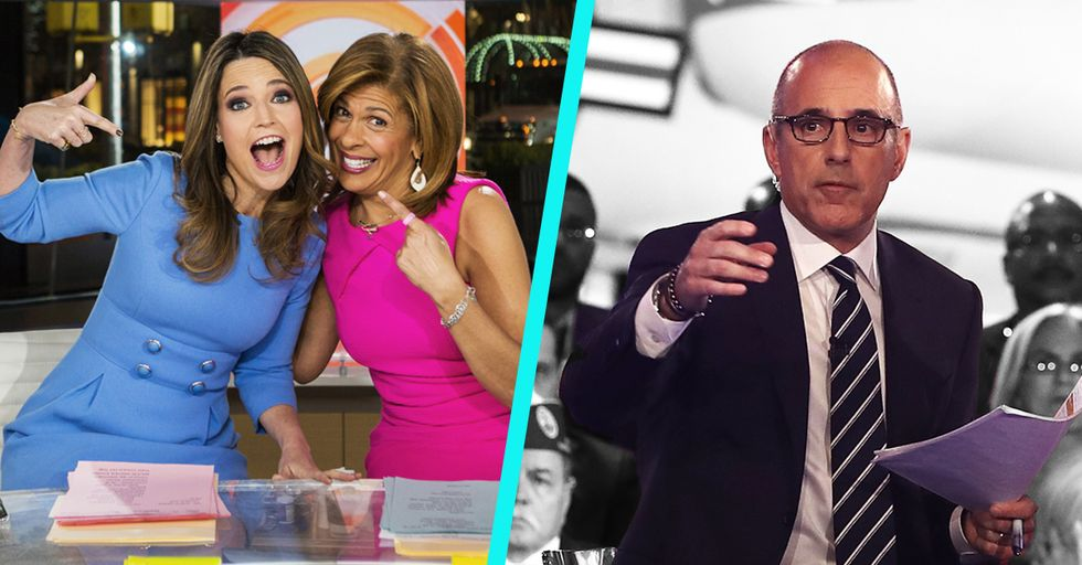 Matt Lauer Texted Hoda Kotb 'Congratulations' After She Replaced Him, but Here's Why That's Not the Whole Story