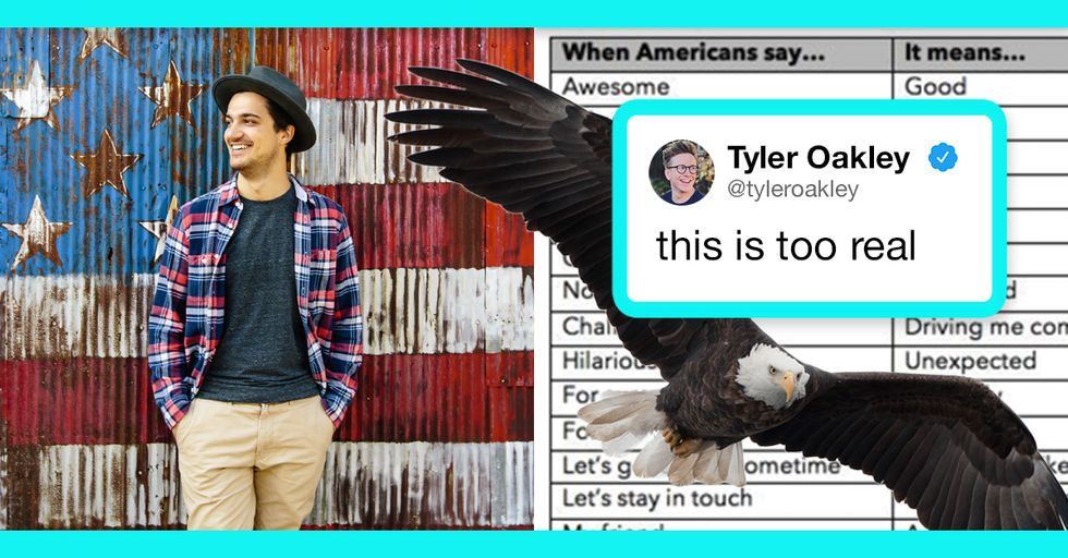 A Guide to Modern American Slang That Proves We Overdo It on Just About Everything