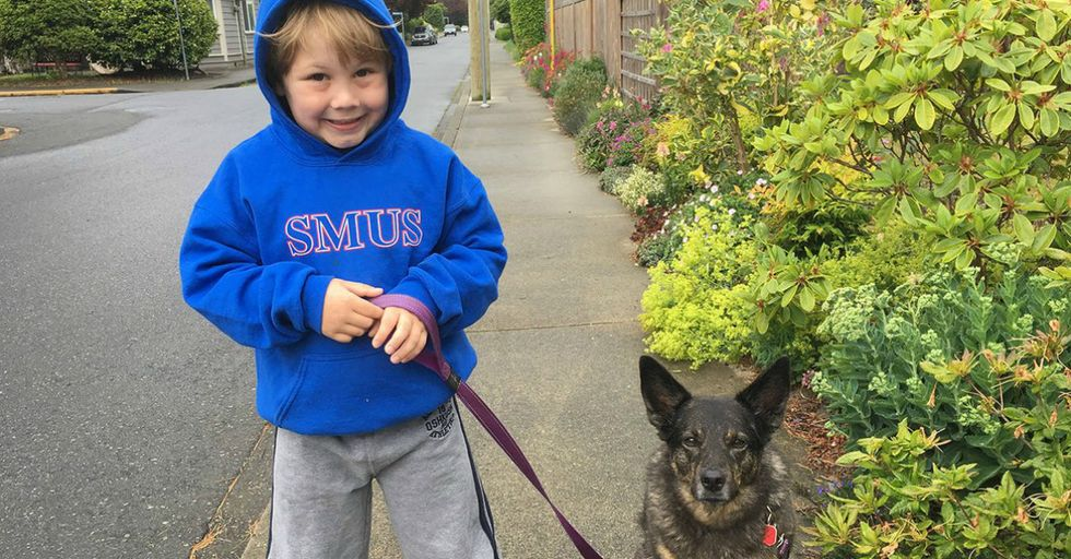 The Internet Banded Together to Help This 6-Year-Old Boy Get His New Word Into the Dictionary