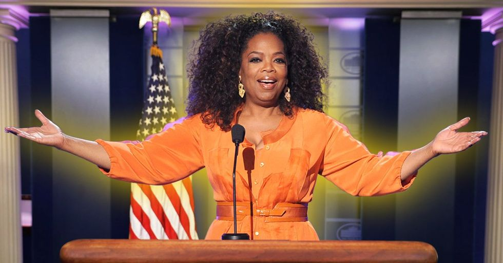 Despite the Hype, Oprah Running for President Would Actually Be Terrible