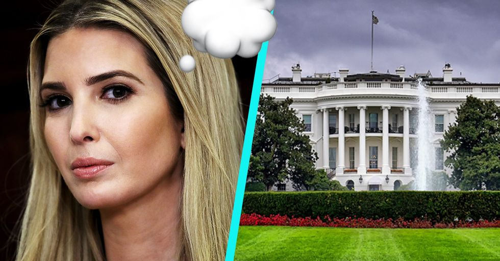 Ivanka Trump Seriously Thinks She's Going to Be the First Female President