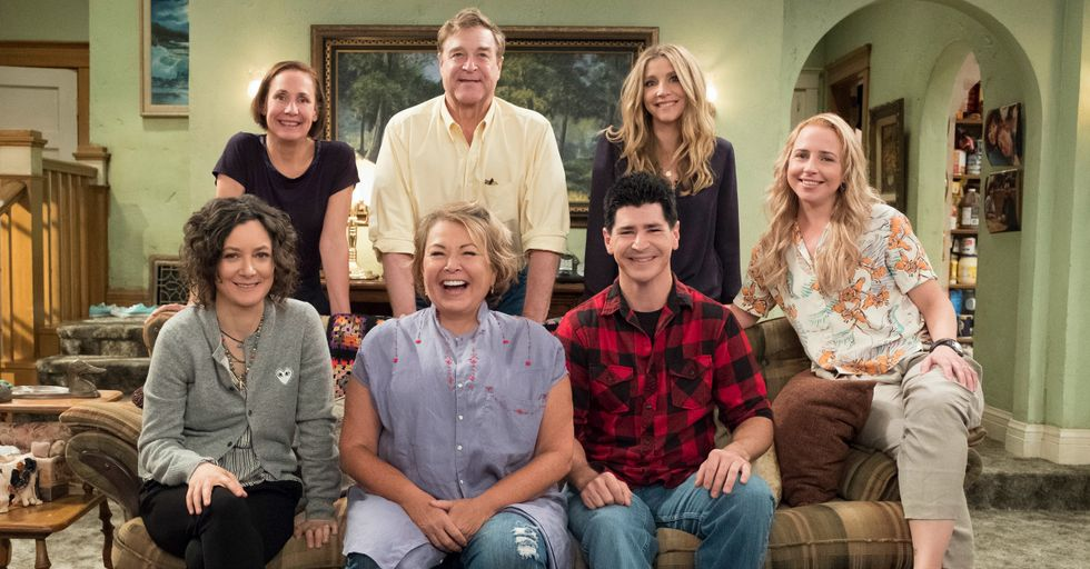 Roseanne Reveals Her Character's Political Views in the Show's Upcoming Reboot