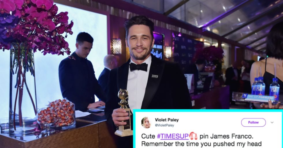 James Franco Breaks His Silence on Sexual Assault Allegations After Golden Globes Controversy