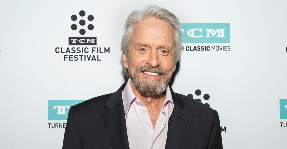 Michael Douglas Decided to Deny Sexual Misconduct Allegations Before They're Even Published