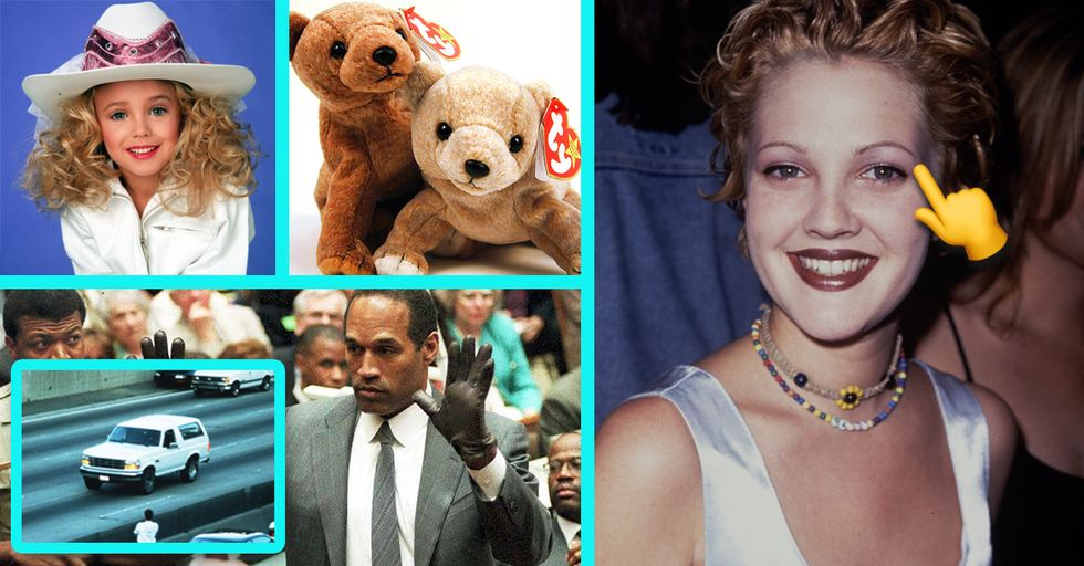 15 Completely Ridiculous Things From the '90s We Thought Were Normal at the Time