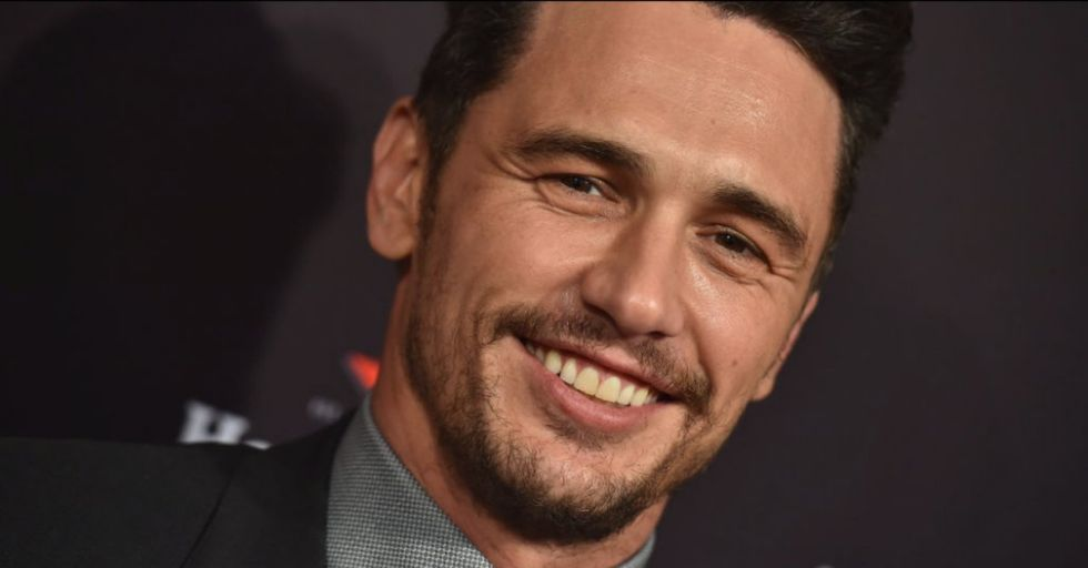 Five Women Have Officially Accused Actor James Franco of Sexual Misconduct