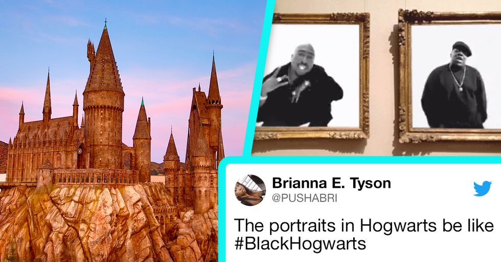#BlackHogwarts Is the Viral 'Harry Potter' Thread You Didn't Know You Needed, but Absolutely Do