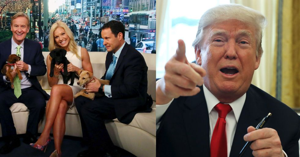 Fox News Employees Revealed What They Really Think of Donald Trump