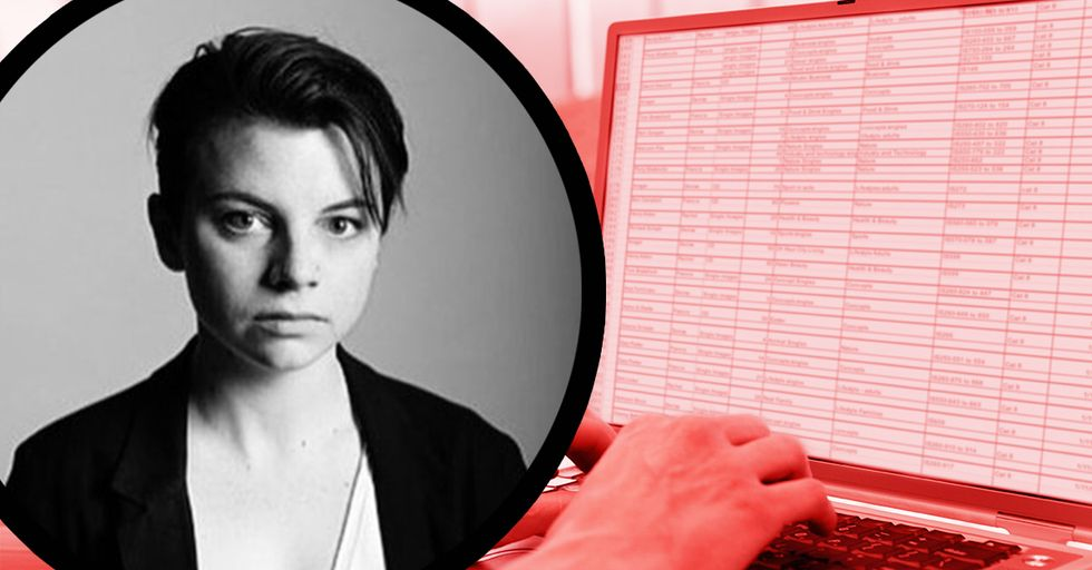 Meet the Woman Who Created the Anonymous Spreadsheet of Sexual Abusers in Media