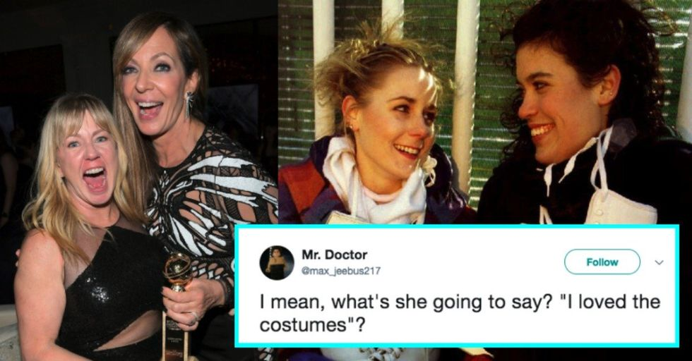 Nancy Kerrigan Finally Breaks Her Silence About 'I, Tonya'