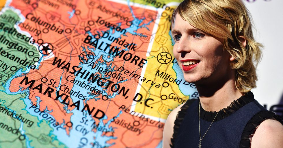 Chelsea Manning's Senate Campaign Has Brought the Internet Trolls out of the Woodwork