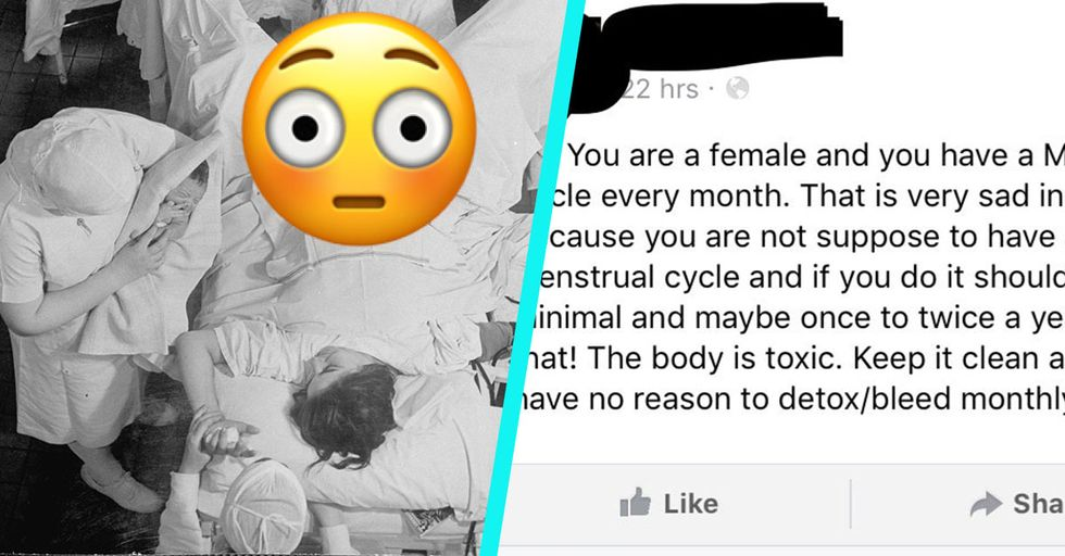 10 Insane and Totally Incorrect Things People Still Believe About Women's Bodies