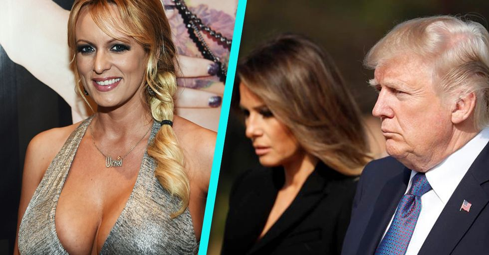 Report Says Trump Paid Pornstar Hush Money to Keep Silent About Their Affair Before Election