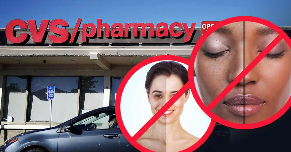 CVS Has Committed to Stop Photoshopping Their Photos to Sell Beauty Products
