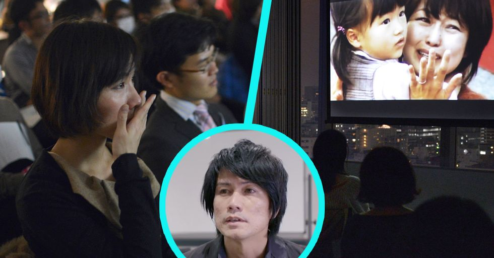 Women in Japan Are Paying Handsome Men to Watch Them Cry