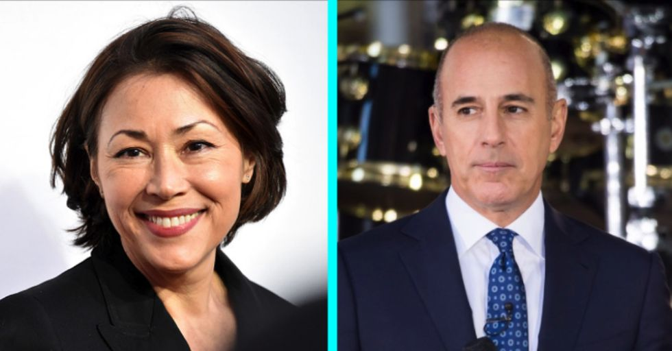 Ann Curry Finally Breaks Her Silence About Matt Lauer — She's 'Not Surprised' He Was Fired