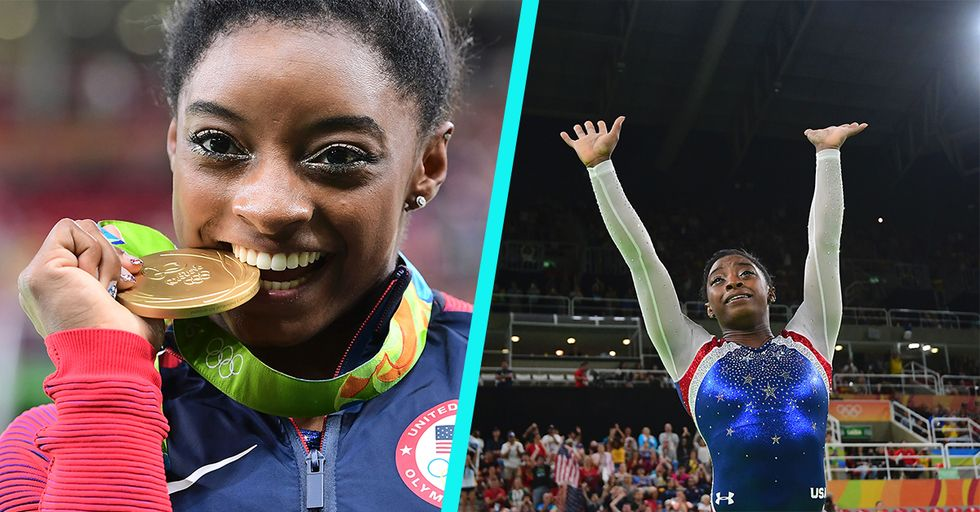 Gymnast Simone Biles Reveals She Was Also Sexually Abused by Olympic Doctor Larry Nassar