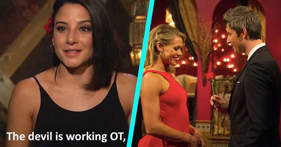 The Bachelor's Krystal Is This Season's Villain, but Bibiana Is the Prophet