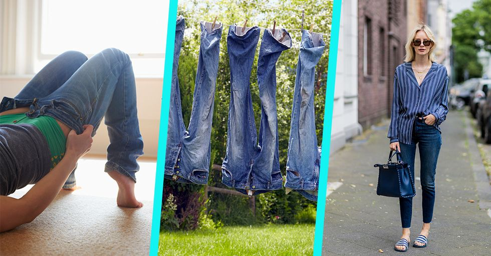 People Are Very Divided on Whether or Not You Should Wash Your Jeans