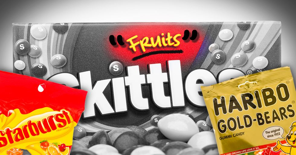 Everything You Thought You Knew About Skittles Flavors Is a Lie