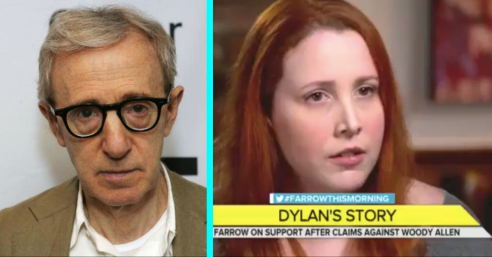 Woody Allen Responds to Dylan Farrow's New Interview Discussing Sexual Assault Allegations