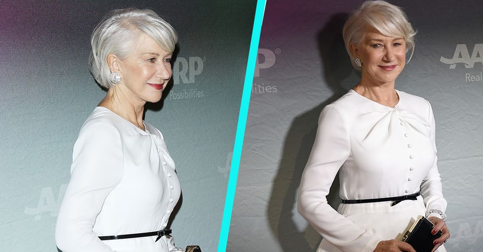 Helen Mirren Reveals That Men Exposed Themselves to Her 'Once a Week' in Her 20s