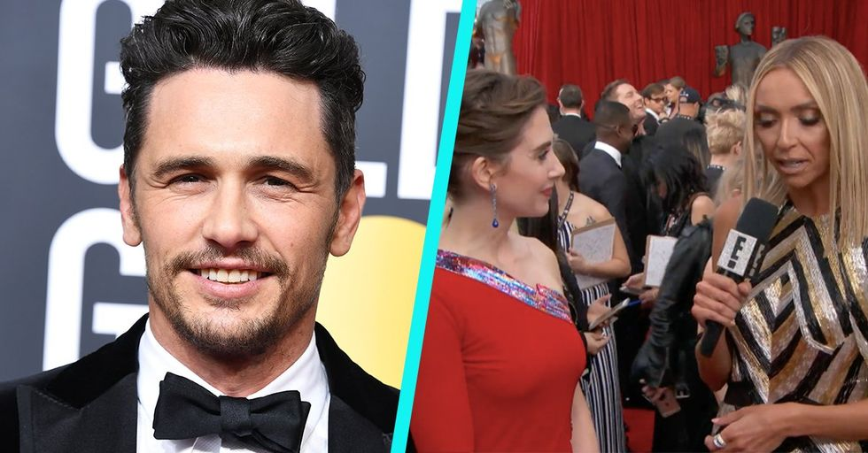Alison Brie Defends Brother-In-Law James Franco on the Red Carpet Amidst Sexual Assault Claims