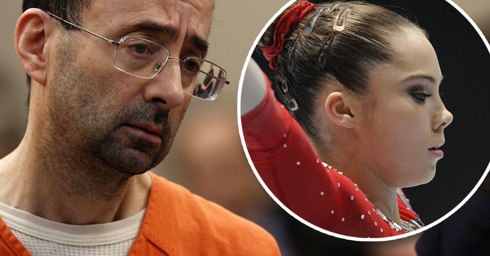 McKayla Maroney Breaks Her NDA and Gives Shocking Testimony Against Larry Nassar