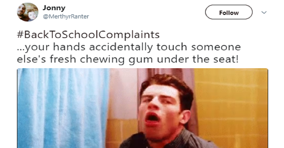15 Hilarious Back-To-School Tweets That Will Make You Grateful Not to Be a Student Anymore