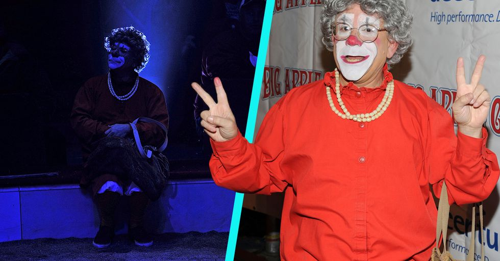 Big Apple Circus' Grandma the Clown Admits to Taking Pornographic Photos of 16-Year-Old