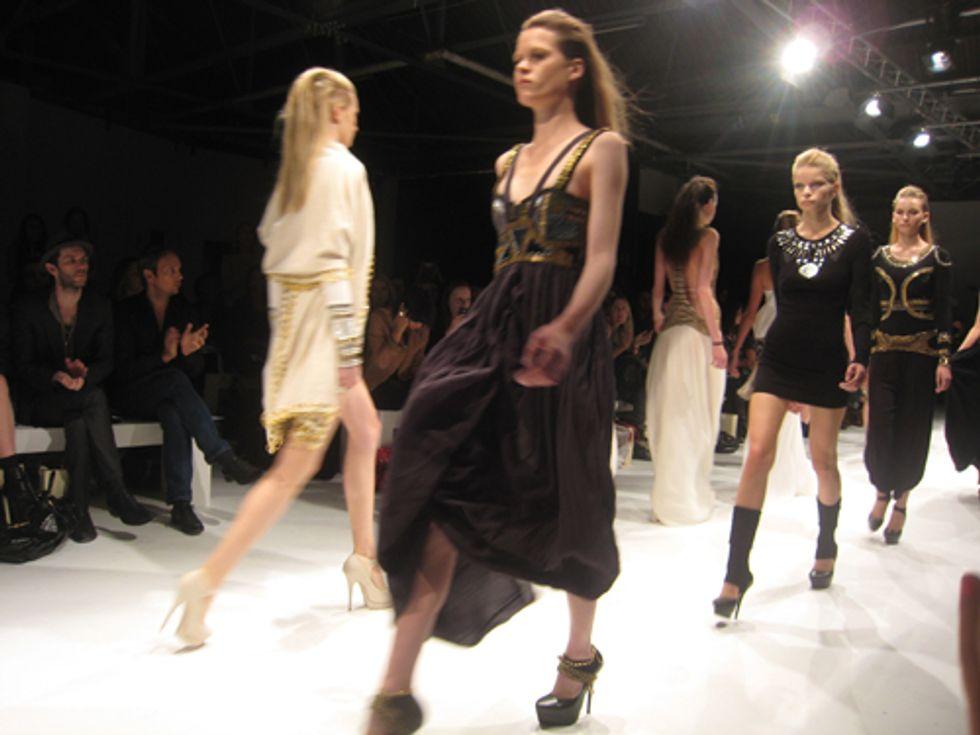 London Fashion Week Report: The Sass & Bide Show
