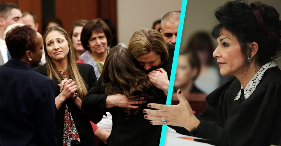 A Rebuttal to Every Man Who Claims Judge Rosemarie Aquilina Was Too Harsh on Larry Nassar