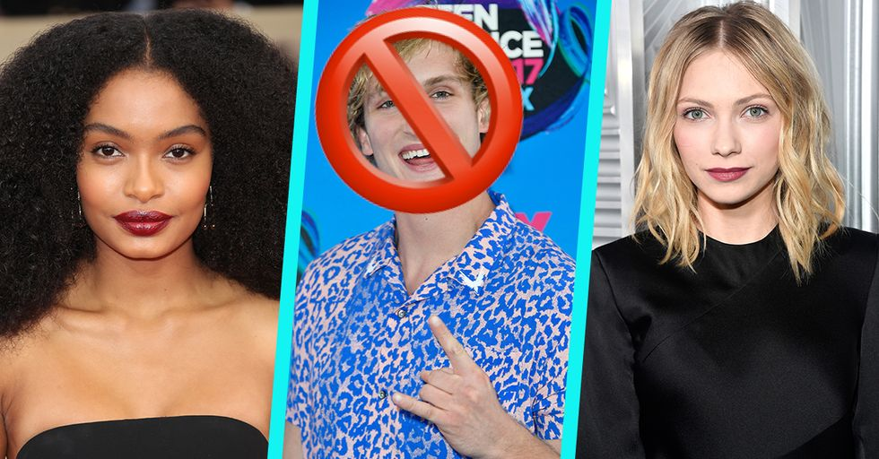 The Era of Logan Paul Is Over, and the Women of Young Hollywood Have Arrived
