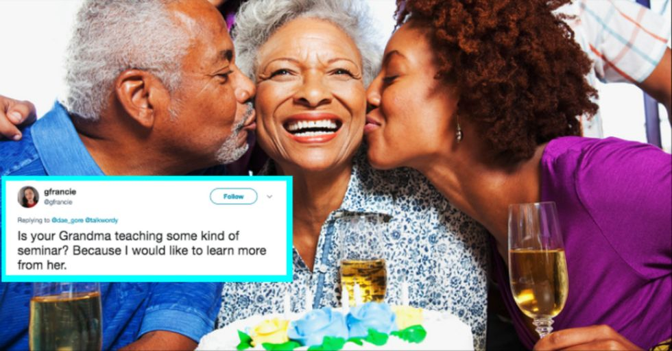 Impatient Grandma Sent the Pettiest Text to Grandson Who Forgot to Wish Her Happy Birthday