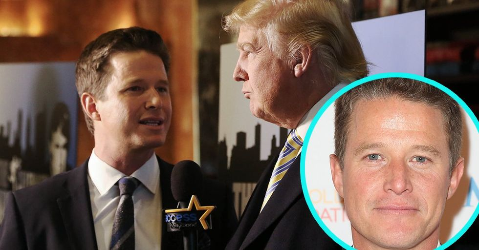 Billy Bush Admits to 'Bystander Abuse' in the Wake of Trump's 'Grab 'Em by the P*ssy' Comment
