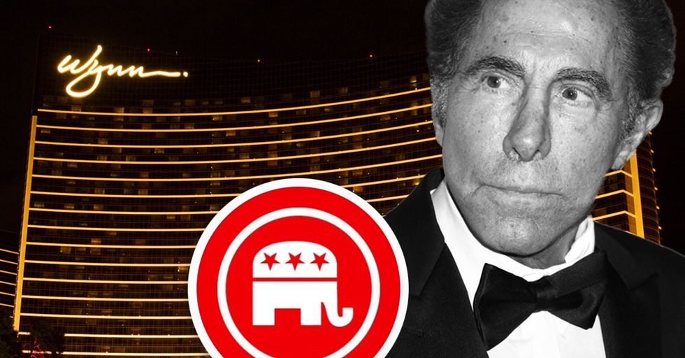 Casino Mogul Steve Wynn Steps Down as RNC Chair Amidst Horrific Sexual Assault Claims