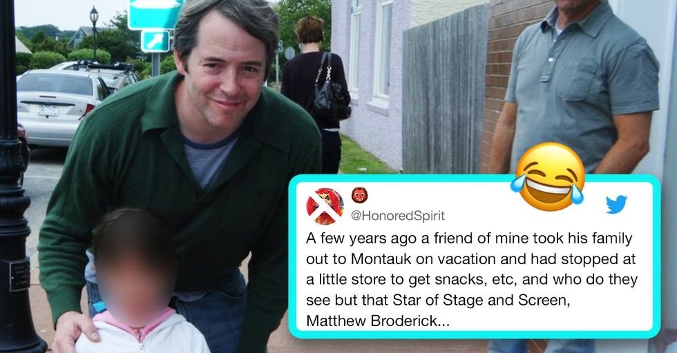 Fan's Encounter With Matthew Broderick Will Make You Feel Bad for Jerry Seinfeld