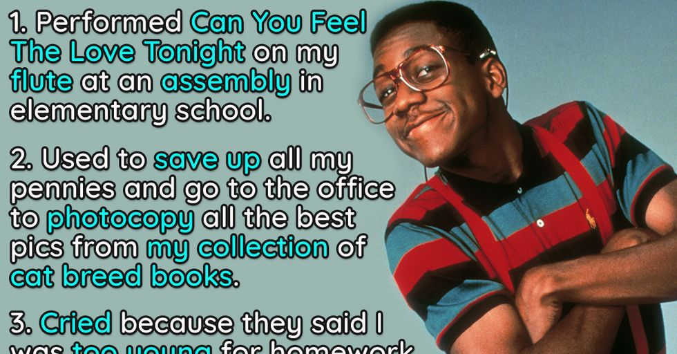 People Are Sharing Their Worst, Nerdiest School Memories and the Cringe Is Real