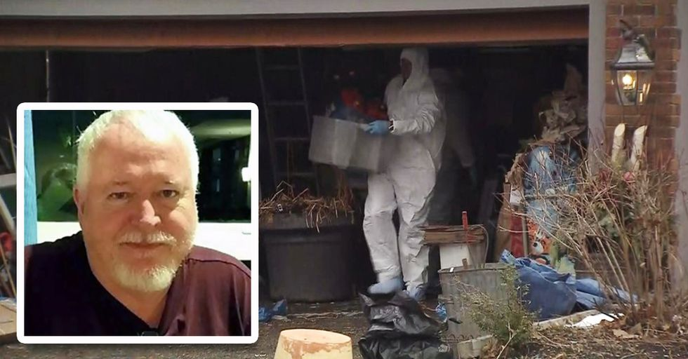 Toronto Serial Killer Buried Human Body Parts in Potted Plants