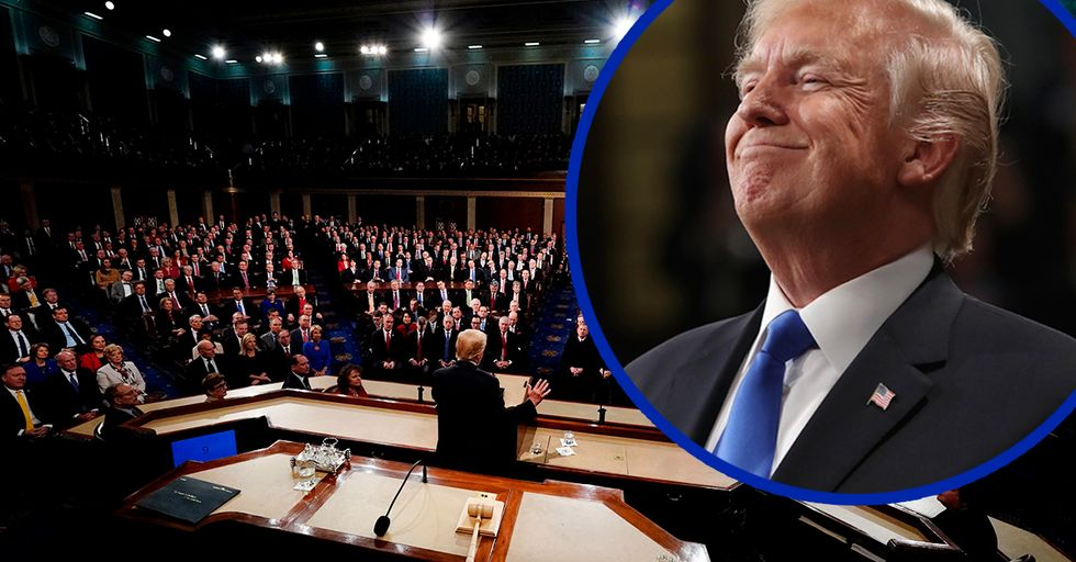 The Most Egregious Lies From Donald Trump's State of the Union Address