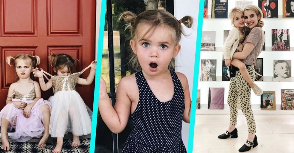 The 15 Weirdest Details About the Lives of Child Instagram Influencers