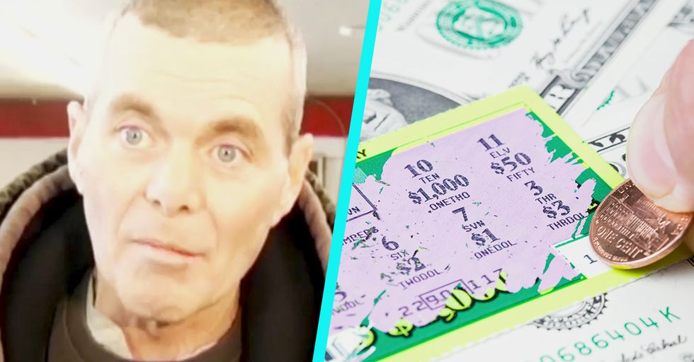 Million Dollar Lottery Winner Dies of Cancer Only Three Weeks After He Could Afford Healthcare
