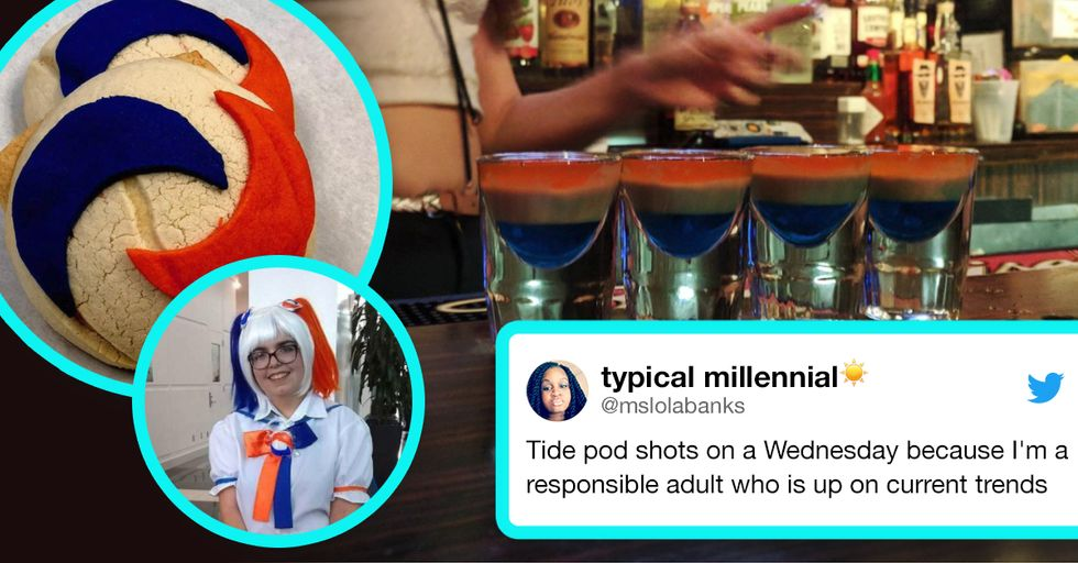 14 People Who Refuse to Let the Tide Pod Meme Die
