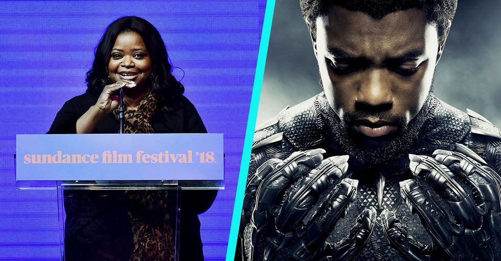 Octavia Spencer to Buy out 'Black Panther' Screening for Underserved Kids in Mississippi