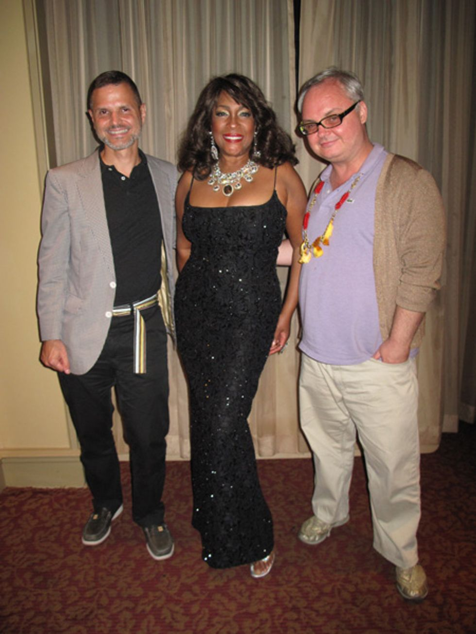 Mary Wilson Still Reigns Supreme at Feinstein's at the Regency